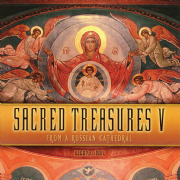 Sacred Treasures 5: From A Russian Cathedral - Various Artists